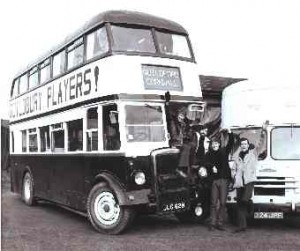 The Guildbury bus