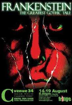 Guildburys Frankenstein - Edinburgh Festival Show