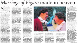 Guildburys The Marriage of Figaro review