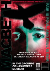 Guildburys Macbeth at Haslemere Museum