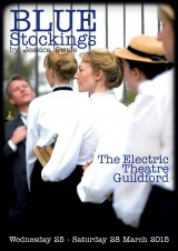Blue Stockings POSTER-WEB