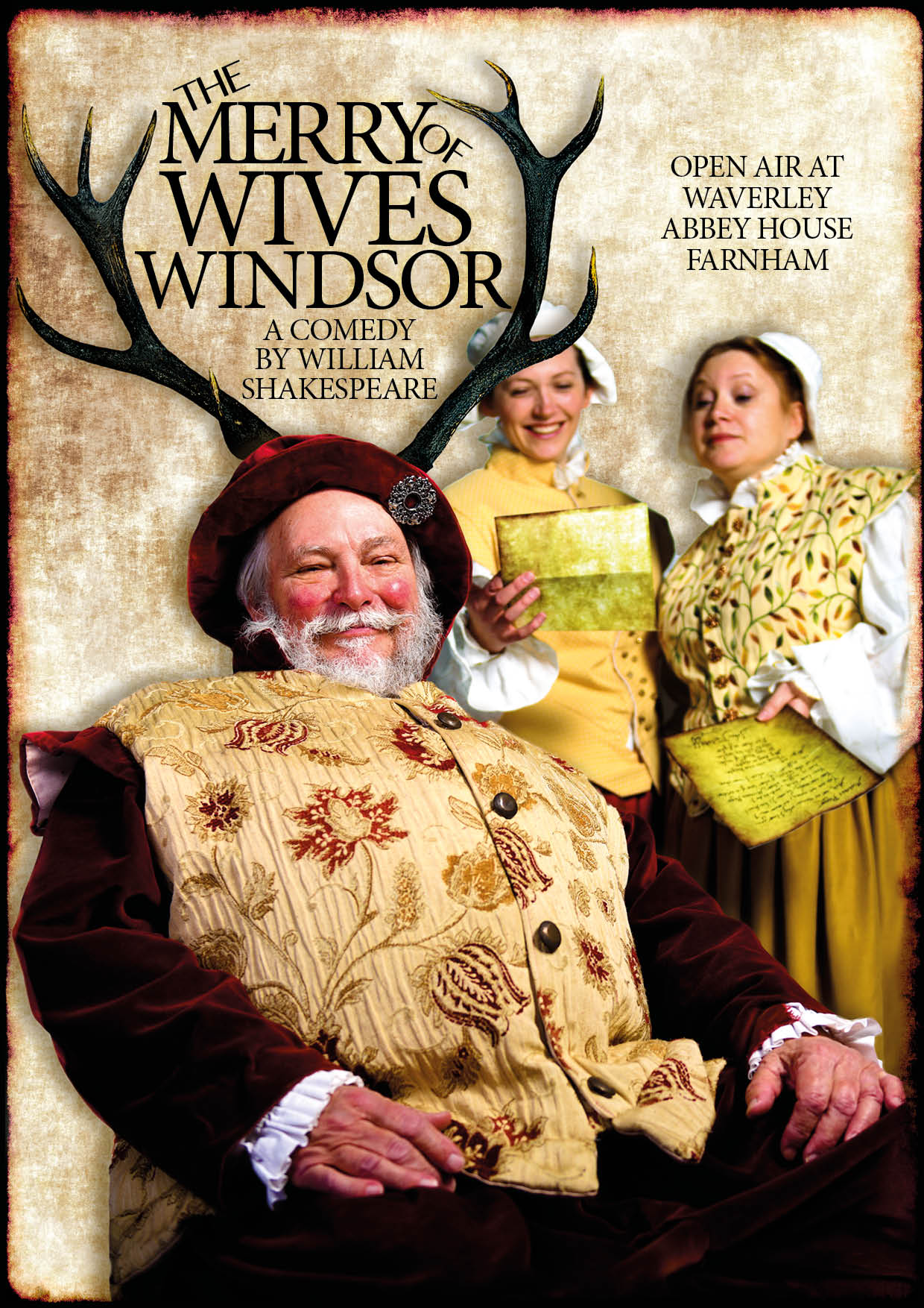 a character analysis of the merry wives of windsor Analysis and discussion of characters in william shakespeare's the merry wives of windsor.