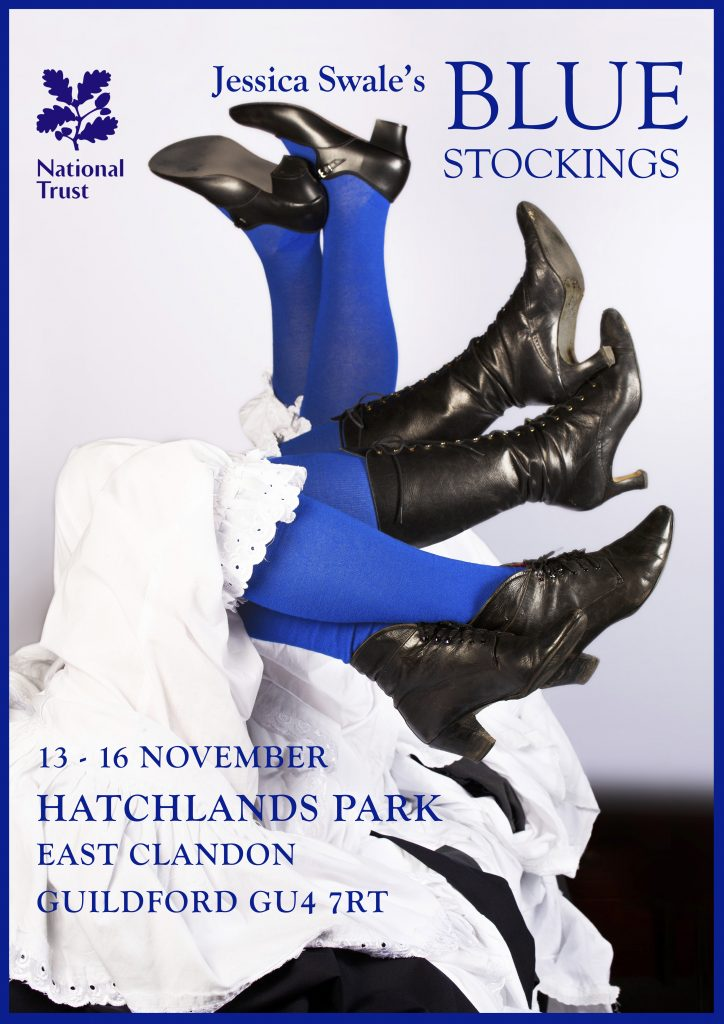bfc4c4e674d Blue Stockings November 13 – 16 at National Trust Hatchlands Park ...