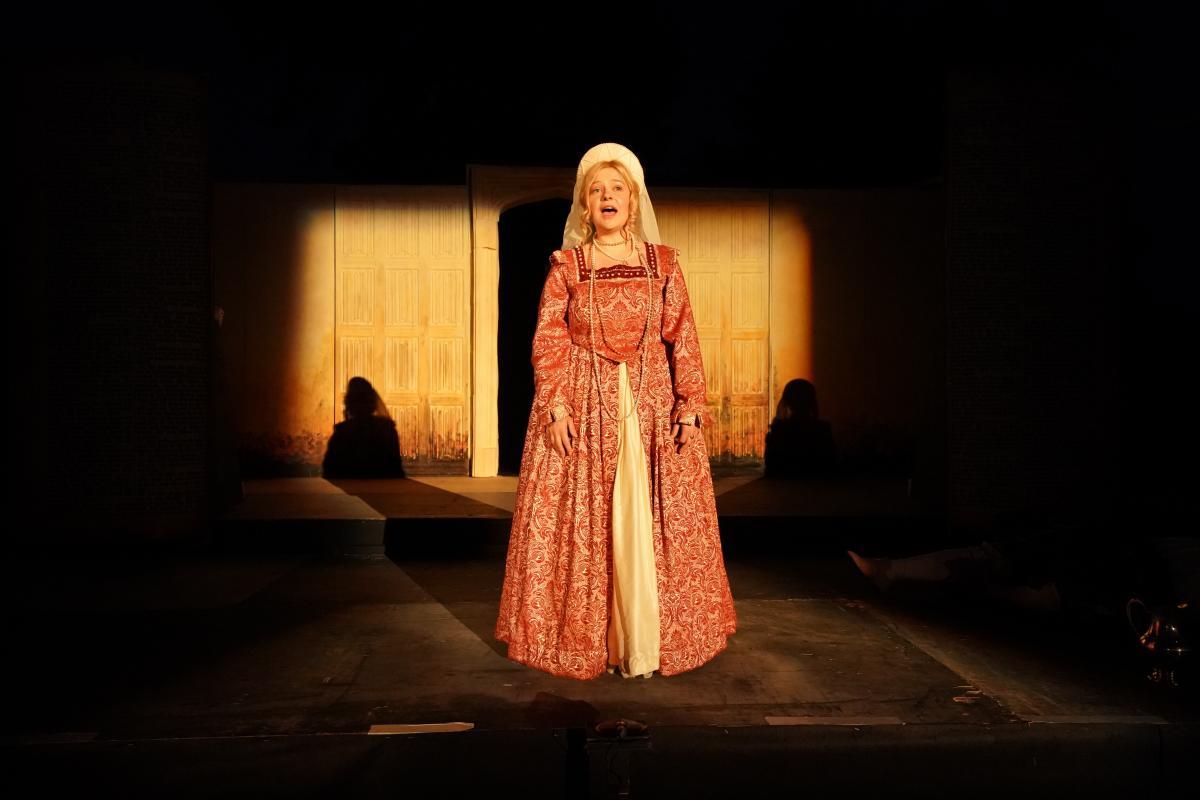 Guildburys Theatre Company Anne Boleyn